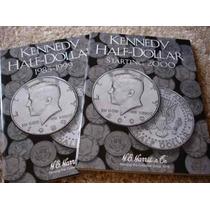 Album Kennedy Half-dollar (50 Centavos)