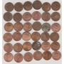 781 - One Peny Eua Usa 36 Moedas 1 Cent R$ 39,00
