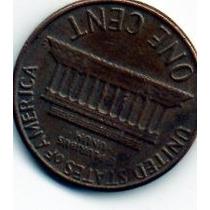 Moeda Eua 1 Centavo 2004