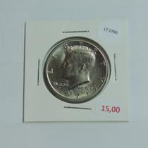 Moeda Eua Half Dollar 1971 Letra D Kennedy - Lt0790