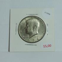 Moeda Eua Half Dollar 1974 Kennedy - Lt0799