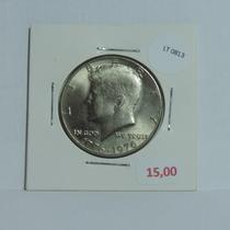 Moeda Eua Half Dollar 1976 Comemorativa Kennedy - Lt0813
