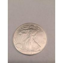 Moeda De Prata - 1 Onça - Prata Pura.999 - 2012 - Usa