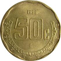 México - 50 Centavos 1998