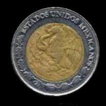 Mexico - 673 - 2 Pesos Novos 1993 - Bimetalica