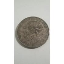 Moeda Mexicana Rara Um Peso 1971