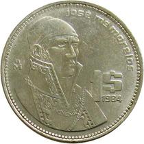 México - 1 Peso 1984