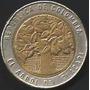 Colômbia - 500 Pesos 2004 - Bimetálica ----- =1820=