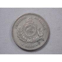 Moeda Brasil 1886. 50 Reis. Amato V025