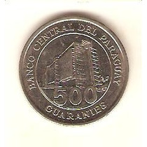 5797 - Paraguai - 500 Guaranis 2006