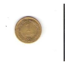 Linda Moeda Do Paraguai De 1 Centimo De 1944 - Vejam A Foto