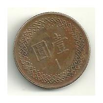 Taiwan - China Nacionalista - 1 Yuan