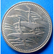 Japao-moeda 500 Yen - Casamento Real 1993-perpeita