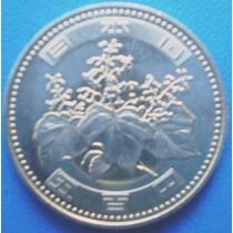 Japao- Bela Moeda De 500 Yens -2007- Perfeita