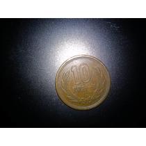 Moeda Do Japão De 10 Yens Por R$ 2,00