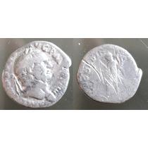 Moeda Antiga Denário Imperador Vespasian Do Império Romano1