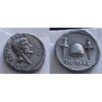 Brutus - Moeda República Romana - Linda, Rara, ...