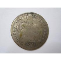 Hungria Moeda Prata 15 Krajczar 1744