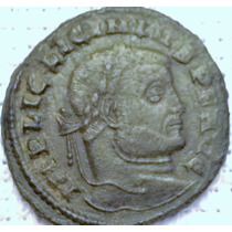 Moeda Antiga Império Romano Follis Grande Licinius
