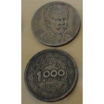 Moeda De 1000 Réis 1939-tobias Barreto!