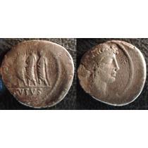 Moeda Antiga D Brutus Assassino Julius Caesar Imperio Romano