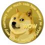 1400 Dogecoin (moeda Rival A Bitcoin, Litecoin, Darkcoin)