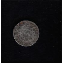 Moeda Bolivia 1 Real 1808 Pts-pj Prata