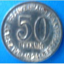 Alemanha-moeda 50 Pfhenning-1921 Igreja