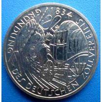 Alemanha-moeda De 5 Dm.1984-comemorativa