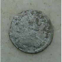 2412 - Bavaria Kreuzer 1756 , Prata 14mm Escassa Ver Fotos