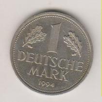 690 - 1 Mark Deutsche 1994 R$ 15,00