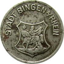 Alemanha / Bingen - 10 Pfennig 1919 (notgeld)