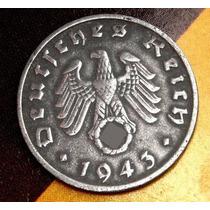 Moeda Alemanha 2ª Guerra Antiga P Colecionador (ver Anúncio)