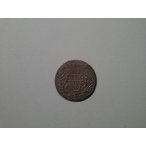 Moeda Alemanha Hamburg 1 Schilling 1757 -ihl- Prata