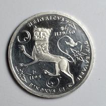 Moeda Prata Da Alemanha Comemorativa 10 Marcos 1995 Bavaria