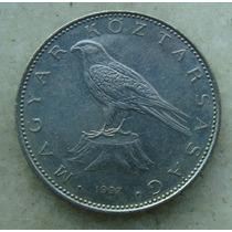 8503 - Hungria 50 Forint 1997, 27mm - Inox - Aguia Fotos!