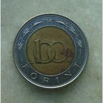 8309 - Hungria 100 Forint 1998, 26mm , Bi - Metal, Fotos!