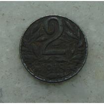 2901- Austria 10 Heller 1918, Zinco 17mm - Escassa