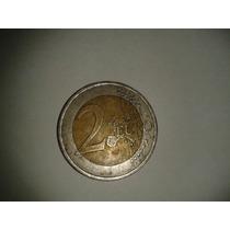 Moeda De 2 Euros França 2001- Bimetálica