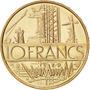 França - 10 Francos De 1.984.