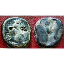 Siglos De Prata. Persia. Moeda Antiga Grega Grecia