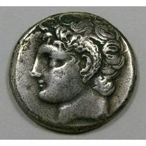 Grécia Antiga - Cyrenaica, Cyrene Didracma