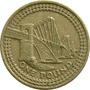 Reino Unido - 1 Libra 2004 (ponte Na Escócia)