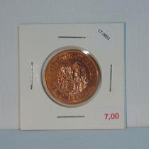 Moeda Jersey 1992 Two Pence - Lt0851