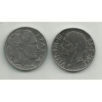 11659b - Itália - 1940 - 20 Centesimi - Cara Dos Dois Lados