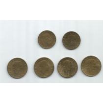 5282 - Italia - 20 Liras 1957/58 - 200 Liras 1978/79/81/87