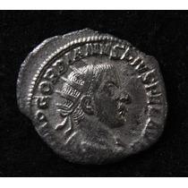 Moeda Império Romano - Gordiano Iii - Antoniniano De Prata
