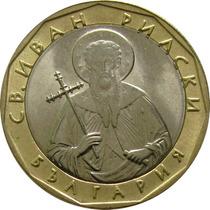 Bulgária - 1 Leva 2002 (bimetálica)