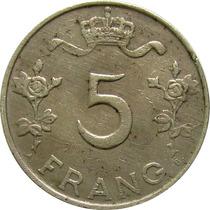Luxemburgo - 5 Francos 1949