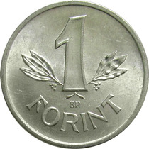 Hungria - 1 Florin 1989